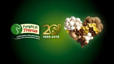 Ventesim anniversario Consorzio Funghi di Treviso